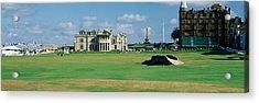 Silican Bridge Royal Golf Club St Acrylic Print