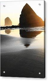 Silver Point Oregon Acrylic Print