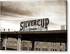 Silvercup Studios Acrylic Print