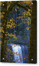 Silverton Falls Oregon Acrylic Print