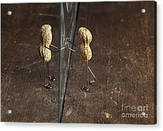 Simple Things - Apart Acrylic Print