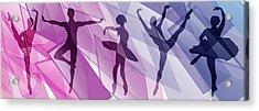 Simply Dancing 1 Acrylic Print