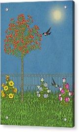 Simply Spring II Acrylic Print