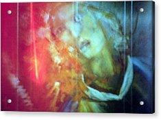 Simulacrum -4.4 Acrylic Print by Alex Zhul