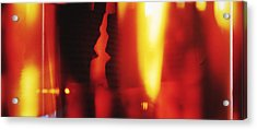 Simulacrum -4.9 Acrylic Print by Alex Zhul