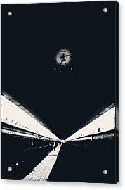 Simulacrum -6.5 Acrylic Print by Alex Zhul