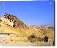 Sinai Desert  Acrylic Print
