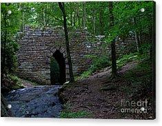Since 1802 Poinsett Bridge Acrylic Print