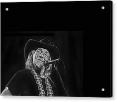 Singing Willie Acrylic Print