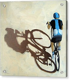 Single Focus Bicycle Art Acrylic Print