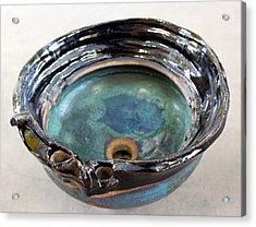 Sink Series 0025 Acrylic Print by Richard Sean Manning
