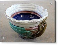 Sink Series 0027 Acrylic Print by Richard Sean Manning