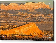 Sinking Ship Sunset Point Bryce Canyon National Park Acrylic Print