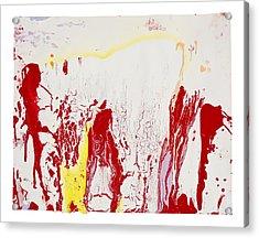 Siphoned Rainbos Acrylic Print by Michael Filan