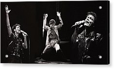 Sir. Cliff Richard Acrylic Print