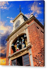 Sir John Bennett Sweet Shop Greenfield Village Dearborn Michigan Acrylic Print