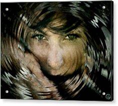 Siren Acrylic Print by Gun Legler