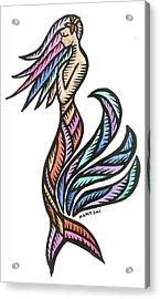 Sirena Guam 2009 Acrylic Print