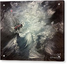 Sirens Call Acrylic Print