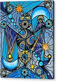 Sirius Acrylic Print