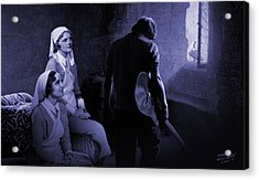 Sisters Of Mercy Acrylic Print by IM Spadecaller