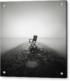 Sit Down And Relax Acrylic Print