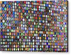 Six Hundred Rectangles Acrylic Print