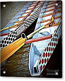 Six Sixteen Dragon Boat Acrylic Print