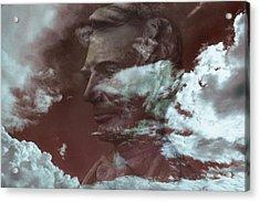Sixteenth Acrylic Print by Gabe Arroyo