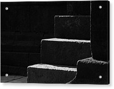 Skc 8310 Vertical And Horizontal Acrylic Print by Sunil Kapadia
