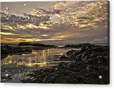Skerries Sunset Acrylic Print