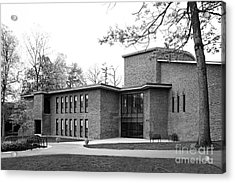 Skidmore College Filene Hall Acrylic Print by University Icons