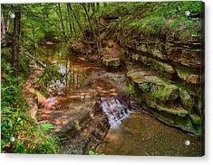 Skillet Creek Acrylic Print