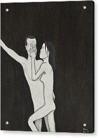 Skinny Love Acrylic Print by Sean Mitchell