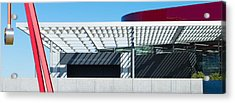 Acrylic Print featuring the photograph Skokos Pavilion Dallas Tx by Darryl Dalton