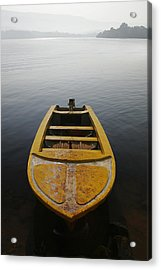 Skc 0042 Calmness Anchored Acrylic Print