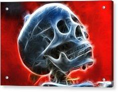 Skull #1 Acrylic Print