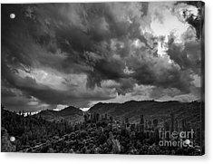 Big Sky Shasta County Acrylic Print