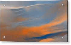 Sky Break Acrylic Print
