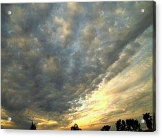 Sky Canvas Acrylic Print by Glenn McCarthy Art and Photography