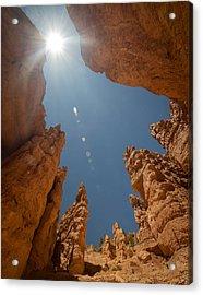 Sky Cave Acrylic Print