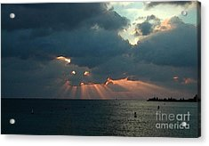 Sky Dragon - Florida Keys Acrylic Print
