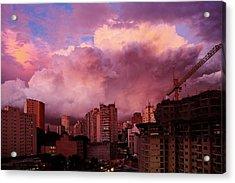 Sky II Acrylic Print by Felipe Djanikian