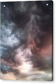 Sky Moods Acrylic Print by Glenn McCarthy