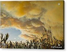 Sky Of Smoke Acrylic Print