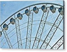 Sky Wheel  Acrylic Print