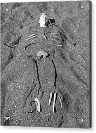 Skye Skeleton Acrylic Print