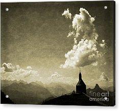 Skyfall Acrylic Print