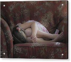 Skylas Retreat  Acrylic Print