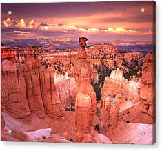Skylight Over Bryce Acrylic Print